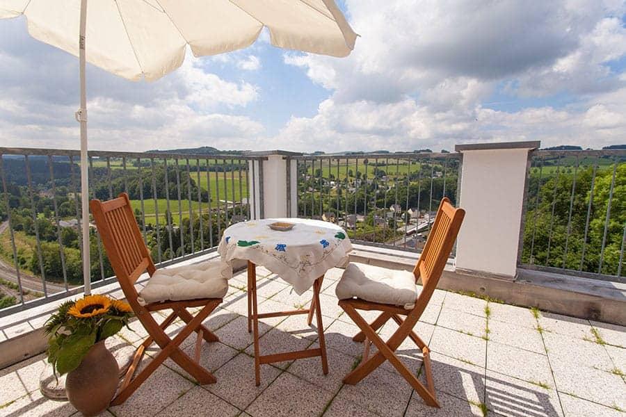 Ferienwohnung Erzgebirge 1 - Villa Maxenstein