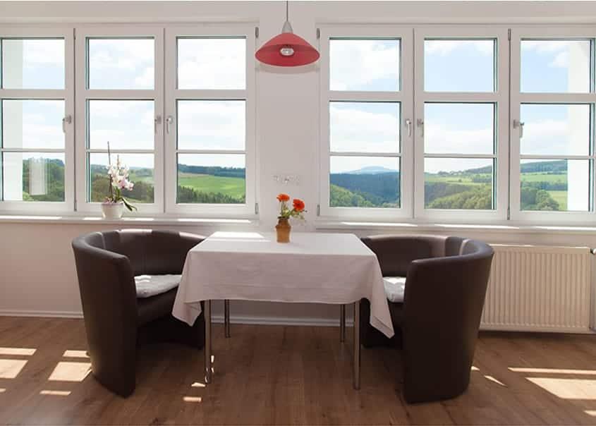 Ferienwohnung Erzgebirge 2 - Villa Maxenstein