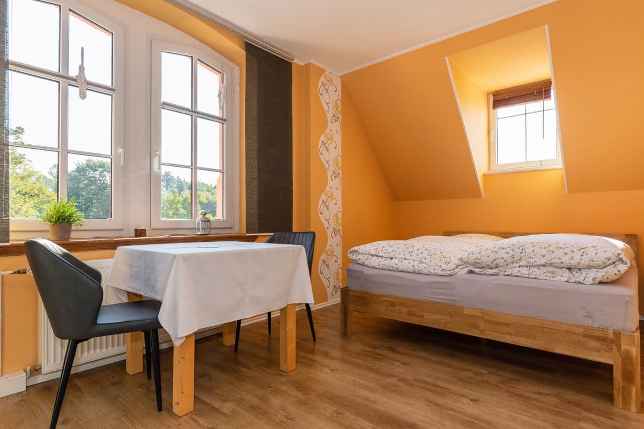 Ferienwohnung 3 Erzgebirge  - Villa Maxenstein